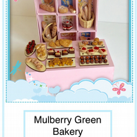 Mulberry Green Bakery story