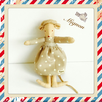 French mouse - Mignon - postage included