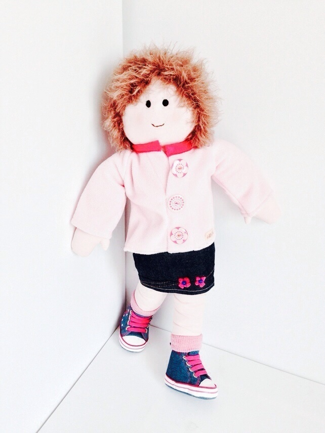 Reduced - Rag doll - Susie