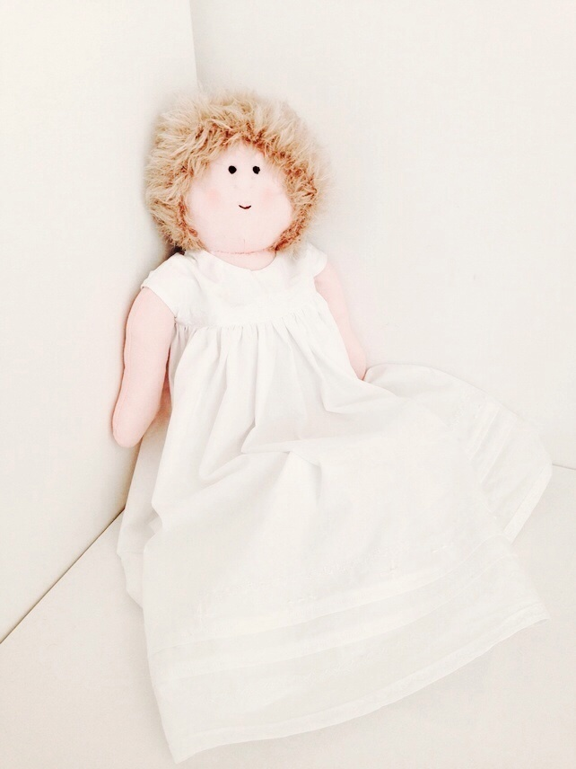 Reduced - Rag doll - Daisy
