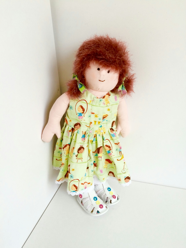 Reduced - Rag doll - Becky