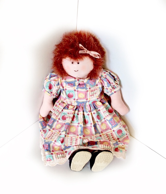 Further reduction - Rag doll - Libby