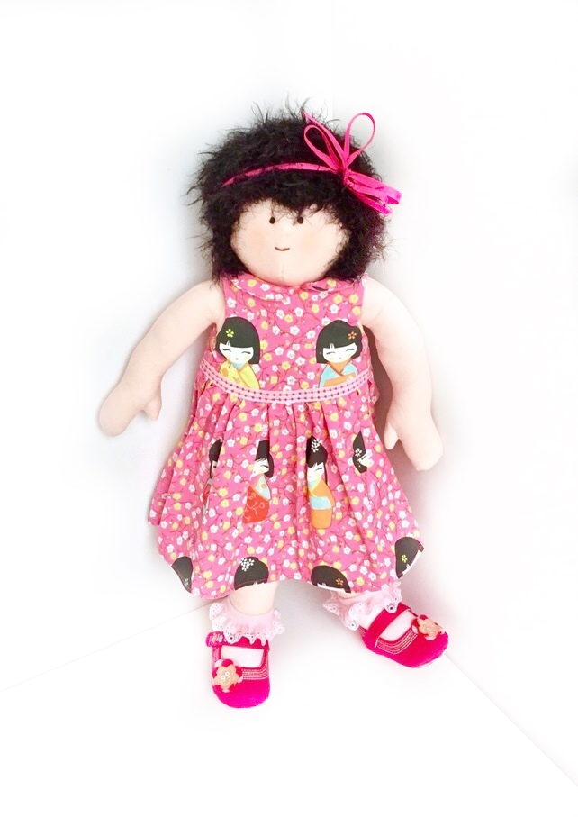 Further reduction  - Rag doll - Lili-Rose