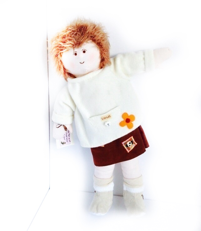 Reduced - Rag doll - Lizzie-Ann
