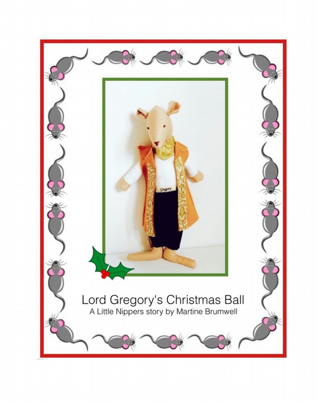 Story - Lord Gregory's Christmas Ball