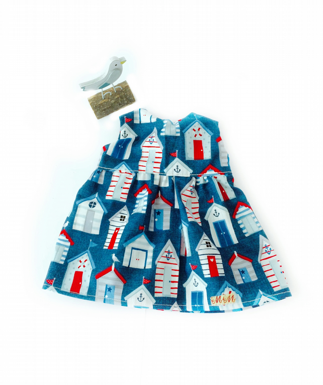 Beach Hut Dress