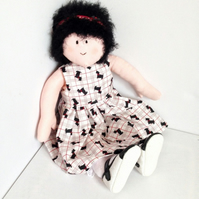 Sold - Reserved for Robyn - Miranda rag doll