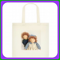 Maisy and Mo cotton bag