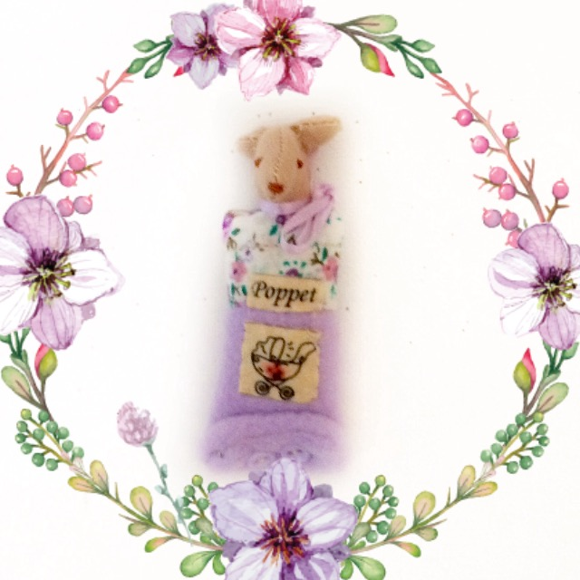 Baby mouse - Poppet