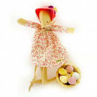 Easter Bonnet Mouse - Lucy