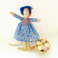 Easter bonnet mouse - Alice