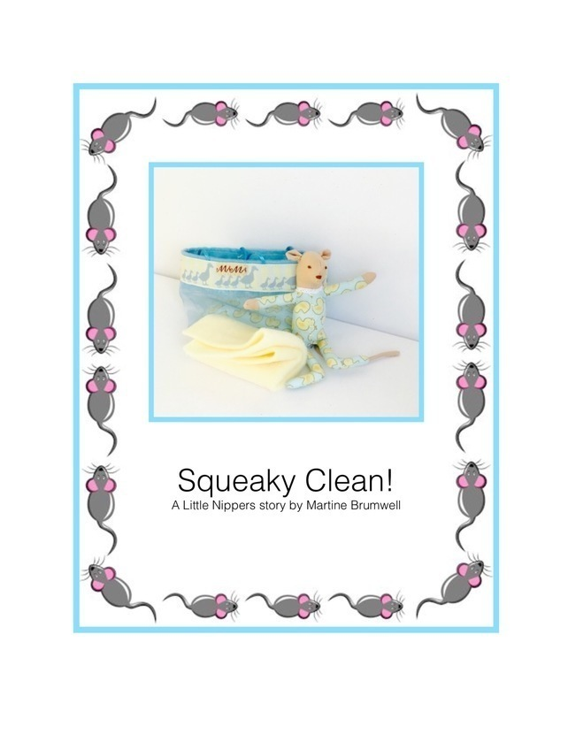 Story book - Squeaky Clean