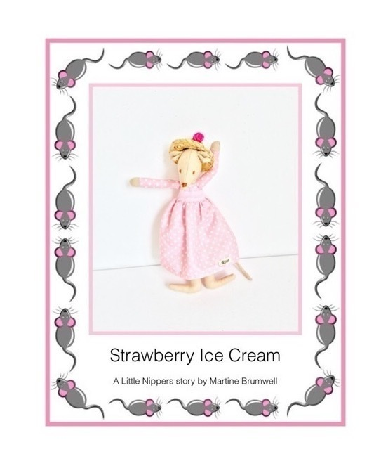 Story - Strawberry Ice Cream