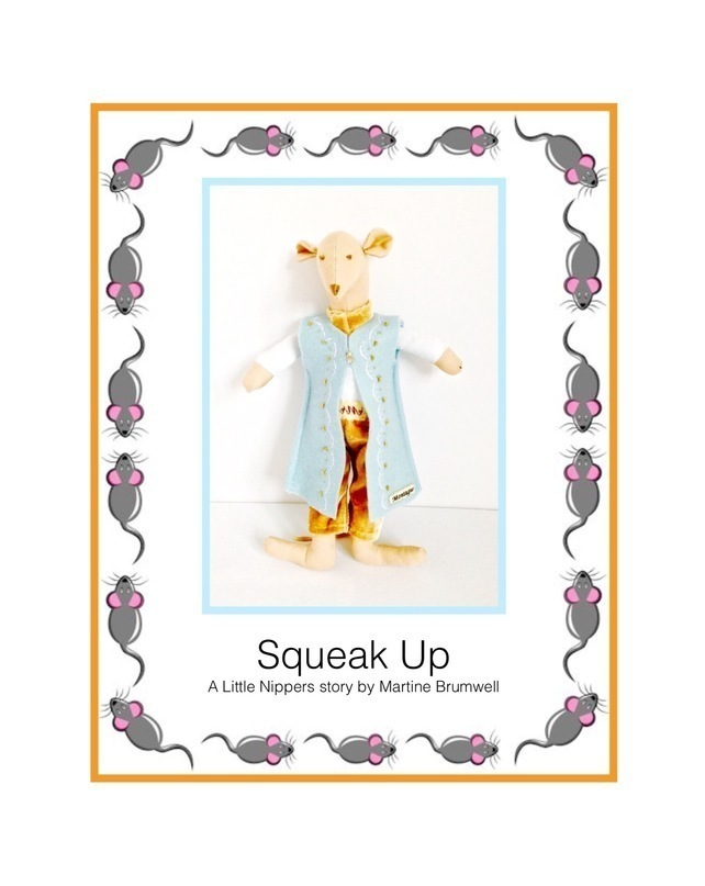 Story book - Squeak Up
