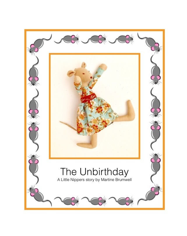 Story book - The Unbirthday