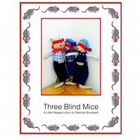 Special offer - Story book -  Three Blind Mice