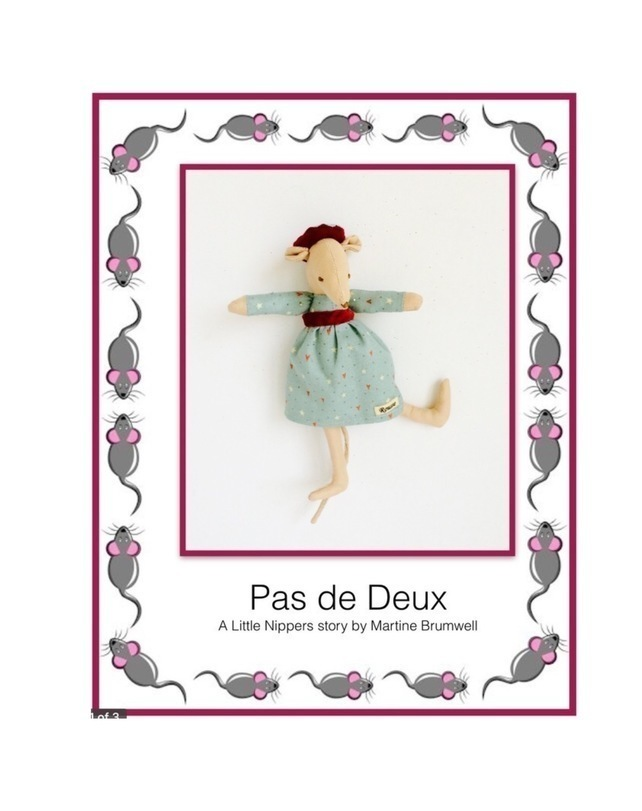 Special offer - Story book - Pas de Deux