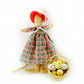 Easter Bonnet Mouse - Ruby