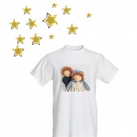 Reduced - Maisy and Mo cotton tee shirt