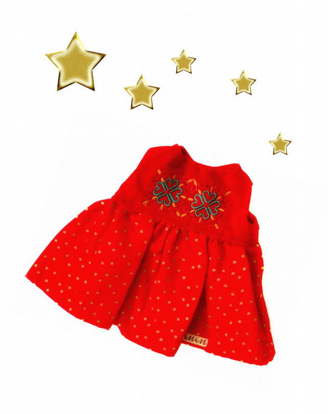 Final Reduction - Little stars dress