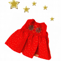 Reduced - Little stars dress