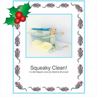 Squeaky Clean storybook