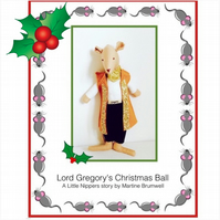 Lord Gregory's Christmas Ball storybook