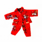 Reduced - Santa and Rudolph pyjamas