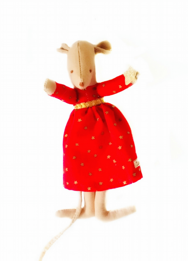 Final Reduction - Christmas Mouse - Zara