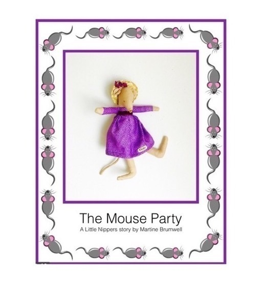 The Mouseparty storybook