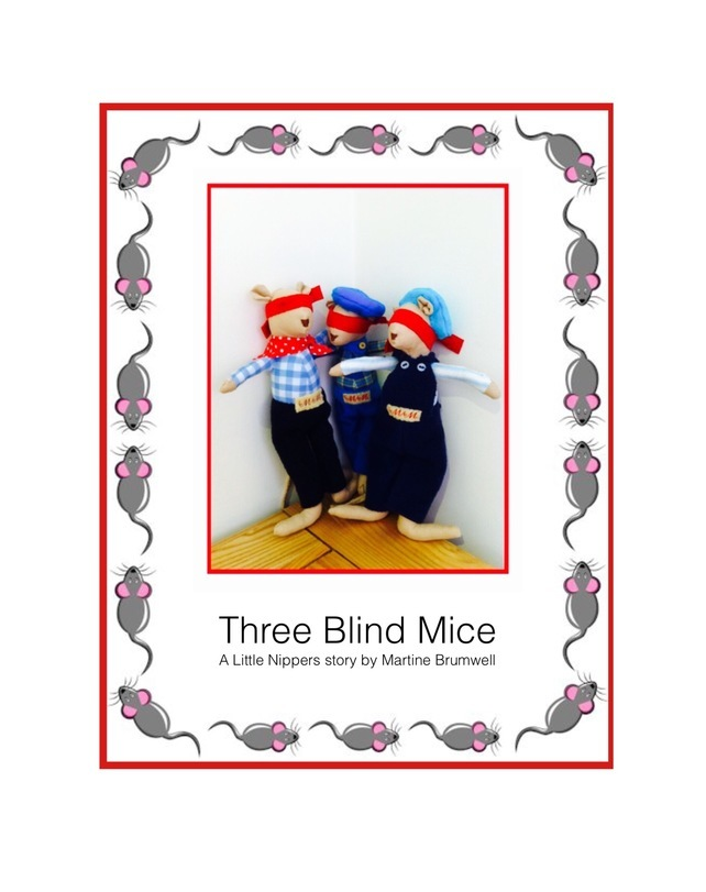 Reduced - Three Blind Mice storybook