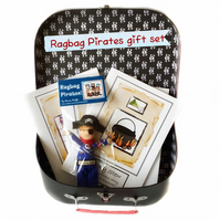 Ragbag Pirates gift set