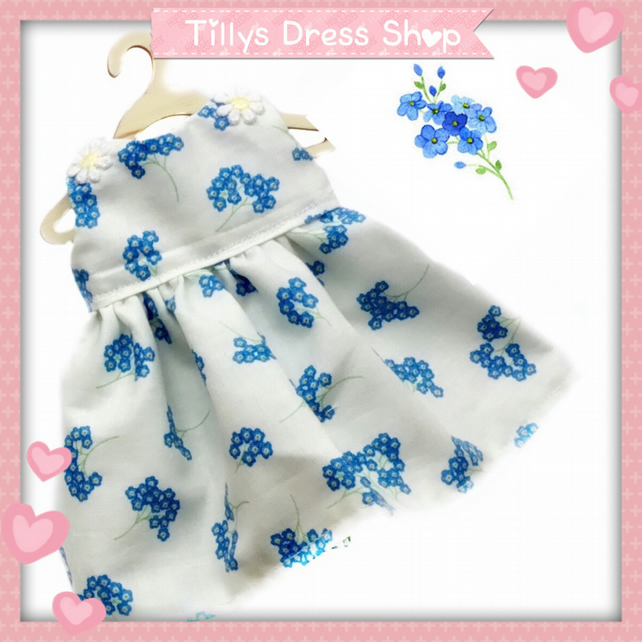 Forget-me-knot Dress