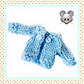 Blue Mouse Cardigan