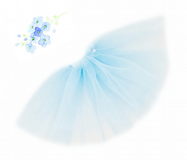 Powder Blue Ballet Tutu