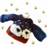 Starry, starry night jumper