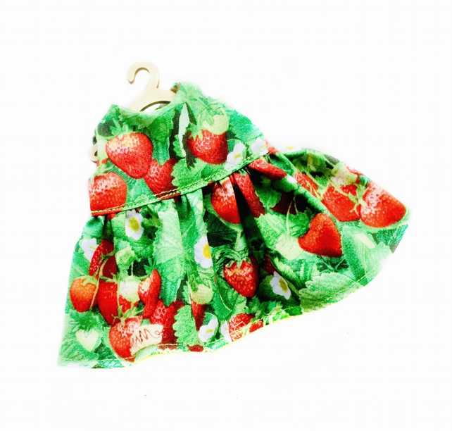 Strawberries Dress