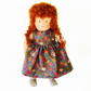 Marigold Rag Doll - reserved for Beverly