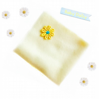 Two day sale - Baby Daisy Blanket