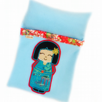 Two day sale - Doll's Sleeping Bag