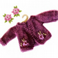 Peony Embroidered Cardigan