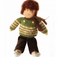 Two day sale - Oliver Rag Doll