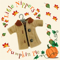 Little Nippers' Camel Coat