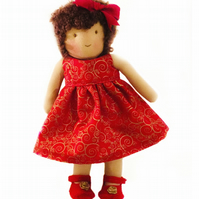 Ruby Rag Doll
