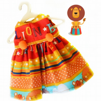 Circus Animals Dress