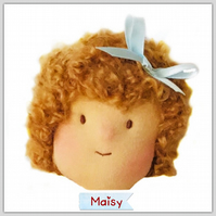 Maisy - a handcrafted doll