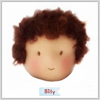 Billy - a handcrafted doll