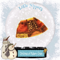 Little Nippers' Harvest Skirt