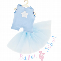 Powder Blue Ballet Set