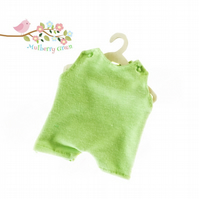 Lime Green Leotard to fit the Mulberry Green Dolls